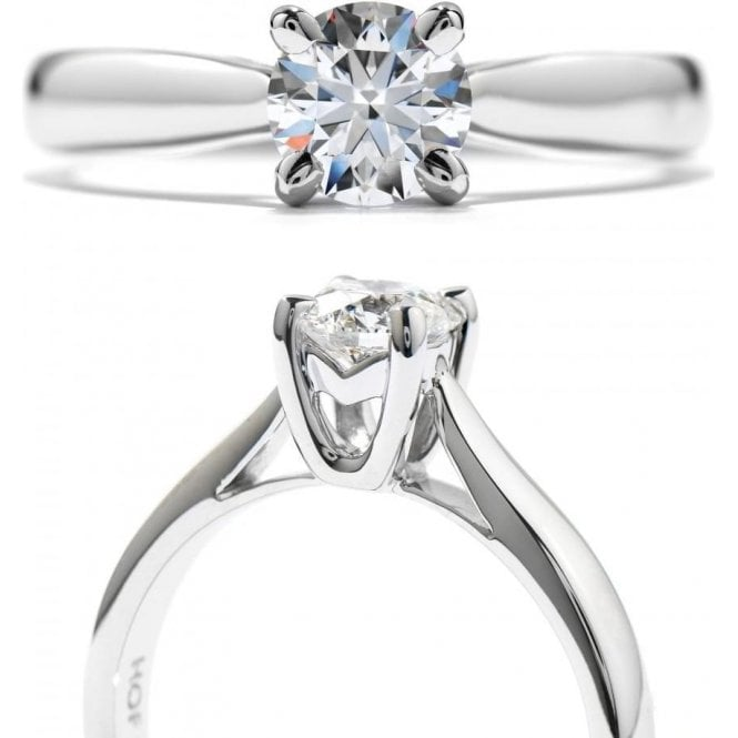 Hearts On Fire 18ct white gold Jubilation Ring