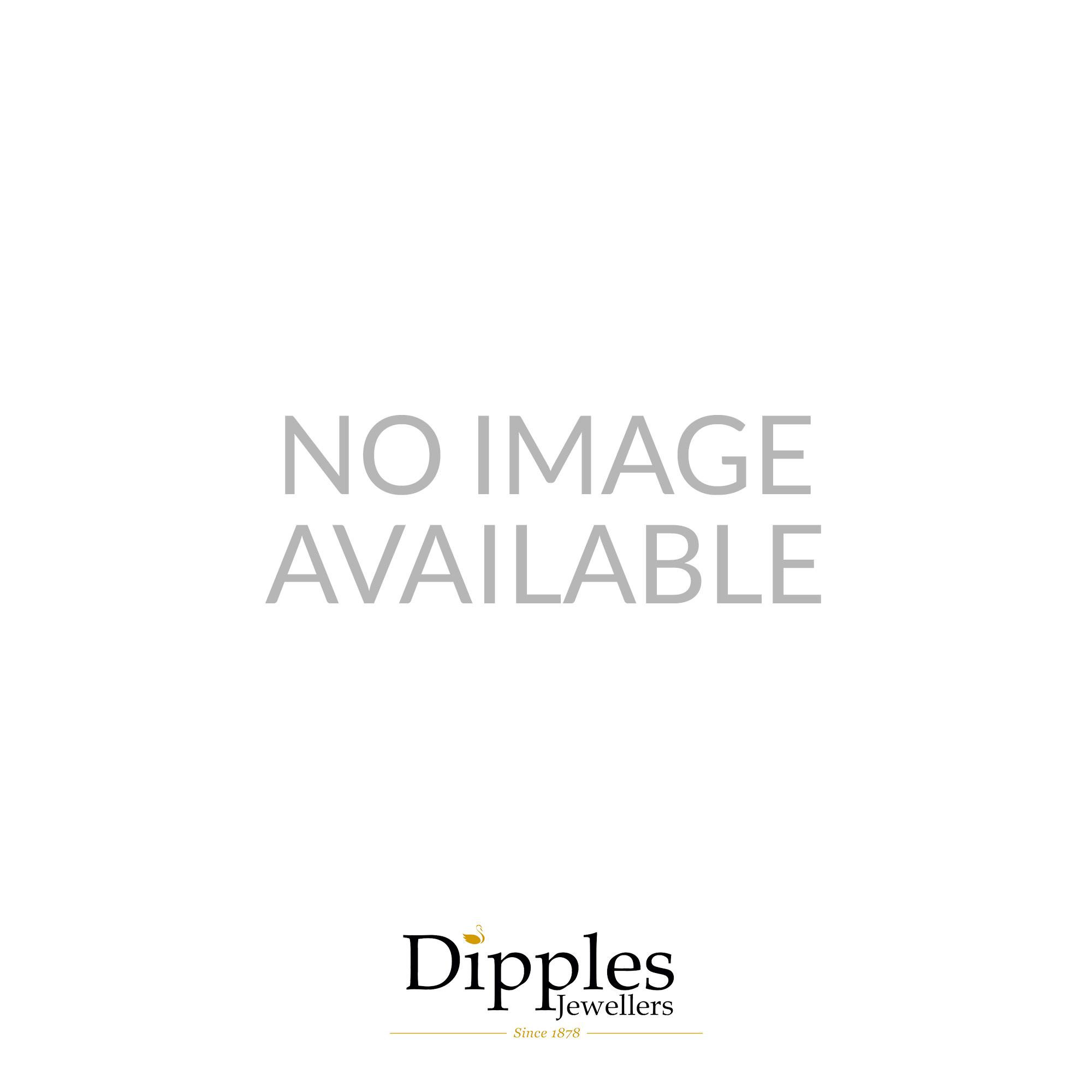 Chamilia Silver Murano Charm - Purple Jewelled