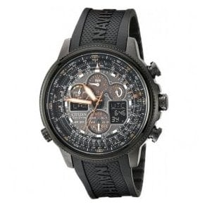 Citizen Gentleman's Navihawk Eco Drive Radio Controlled Watch