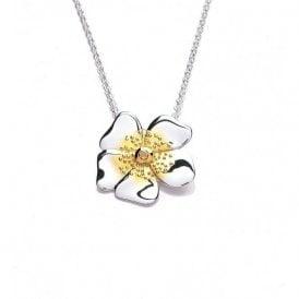 Daisy 20mm Muligani Pendant and Chain