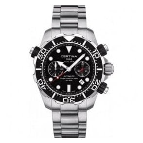 Gentleman's Certina DS Action bracelet watch