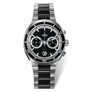 Gentleman's D-Star 200 automatic chronograph watch