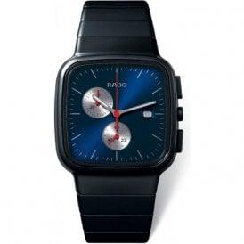 Gentleman's r5.5 High-Tech Ceramic bracelet chronograph watch