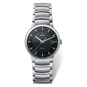 Gentleman's stainless steel automatic Centrix bracelet watch