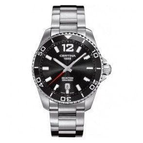 Gentleman's stainless steel DS Action watch