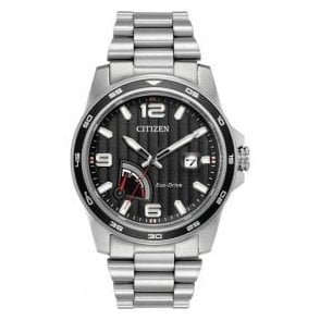 Gents Citizen PRT Eco Drive Bracelet Watch