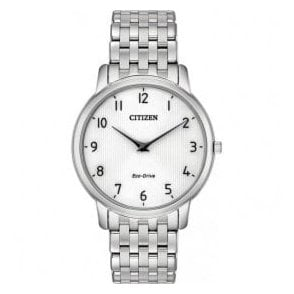 Gents Citizen Stiletto Eco Drive Bracelet Watch
