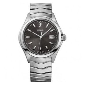 Gents Ebel Wave Quartz Watch