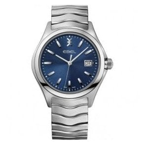 Gents Ebel Wave watch