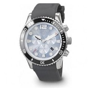 Gents Elliot Brown Bloxworth Ice Blue Dial Watch