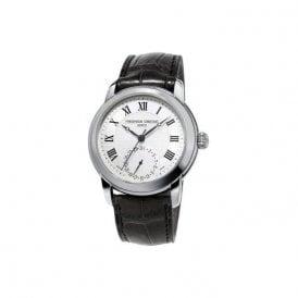 Gents Frederique Constant Classic Slver Dial Automatic Watch