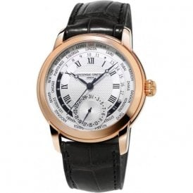 Gents Frederique Constant WorldTimer Automatic Watch