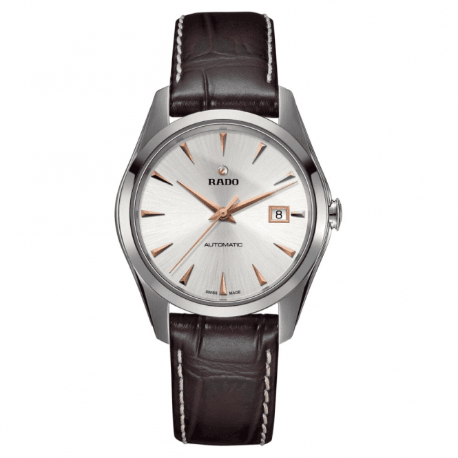 Rado Gents Hyperchrome Automatic on Brown Strap
