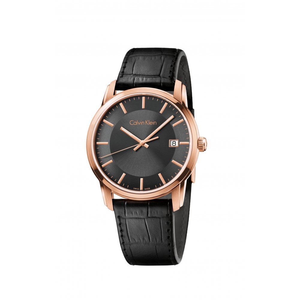 Image result for Calvin Klein, Infinite Gents Watch gold