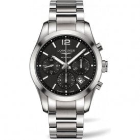 Gents Longines Conquest Classic Automatic Chronograph Watch