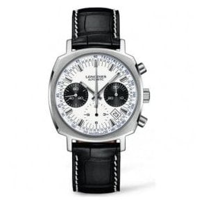Gents Longines Heritage 1973 Automatic Chronograph Watch