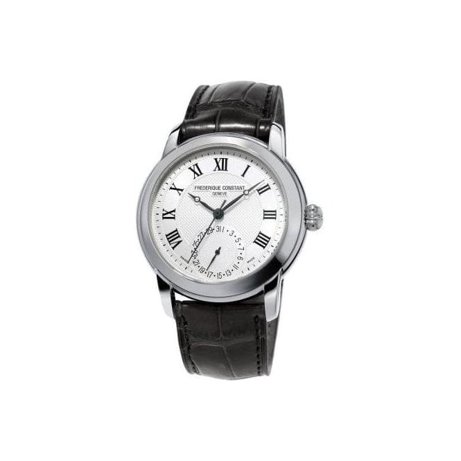 Frederique Constant Gents Manufacture Classic Silver Dial Automatic Watch