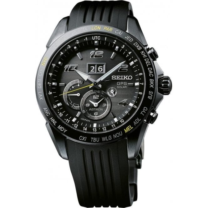 Seiko Gents Seiko Astron Limited Edition Novak Djokovic Watch