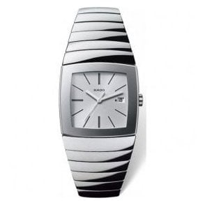 Gents Sintra Ceramos Case Bracelet Quartz Watch