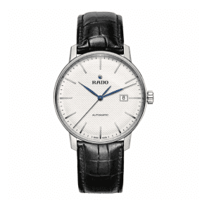 Gents Steel Coupole Classic 41mm Automatic On Strap
