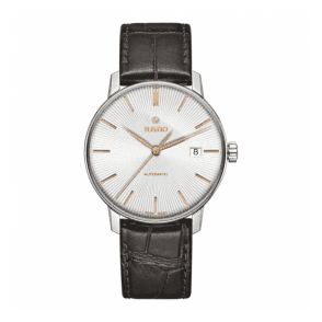 Gents Steel Coupole Classic Automatic On Strap