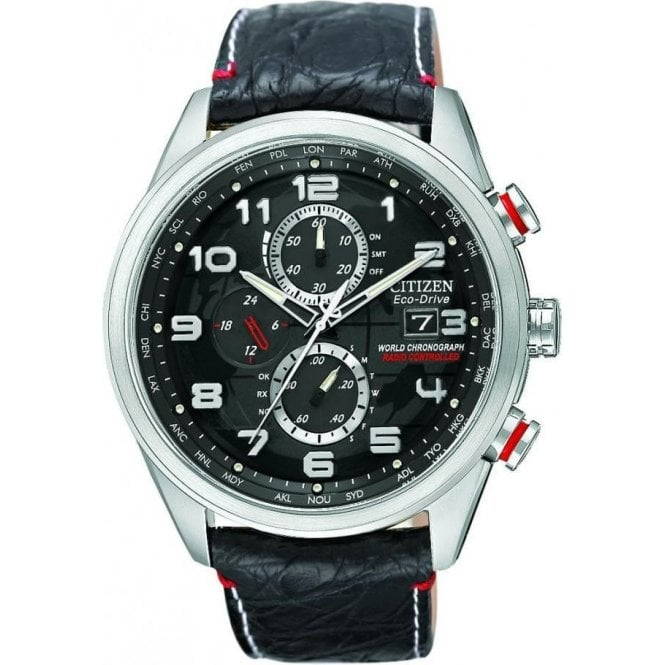 Citizen Gents World Chronograph A-T Limited Edition Eco-Drive Watch