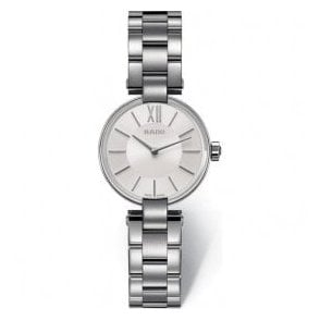Ladies Coupole Silver Dial Bracelet Quartz Watch