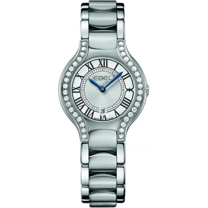 Ebel Ladies Ebel Beluga Diamond Set Watch