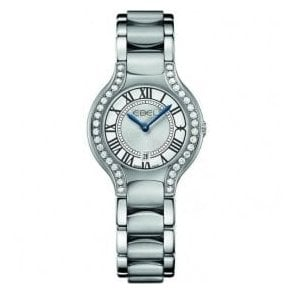 Ladies Ebel Beluga Diamond Set Watch