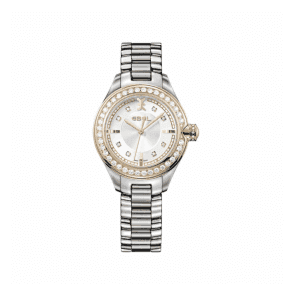 Ladies Ebel Gold and Diamond Watch