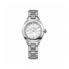 Ladies Ebel stainless steel bracelet watch