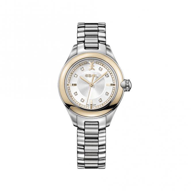 Ebel Ladies Ebel two-tone quartz watch