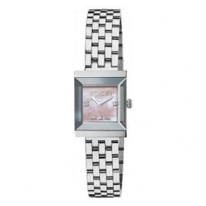 ee1a12638f3 Gucci Gucci LadiesG-Timeless Red Butterfly Stitched Strap Watch ...