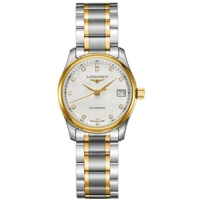 Longines Ladies Longines Master Collection Automatic Two Tone Watch