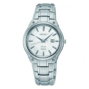 Ladies Seiko Solar Bracelet Watch