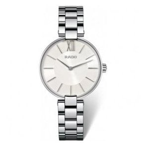 Lady's Stainless Steel Coupole bracelet watch