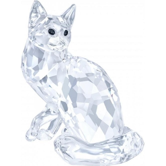 Swarovski Maine Coon Cat