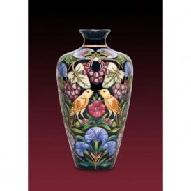 Limited Edition Nightingale Vase