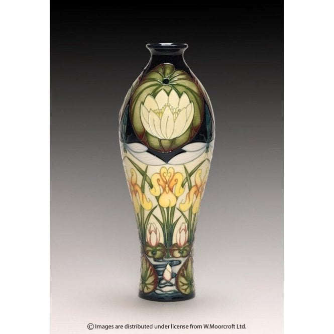 Moorcroft Pottery Limited edition Tranquility Vase