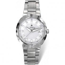 Gentleman's steel and Ceramos D-Star automatic bracelet watch