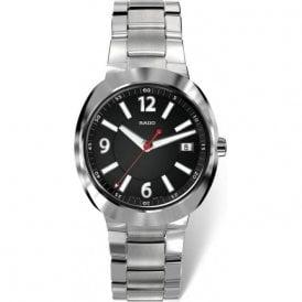 Gentleman's steel & Ceramos D-Star bracelet watch