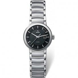 Lady's stainless steel Centrix automatic bracelet watch