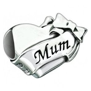 Silver bead - LTD edition Mothers day 2012