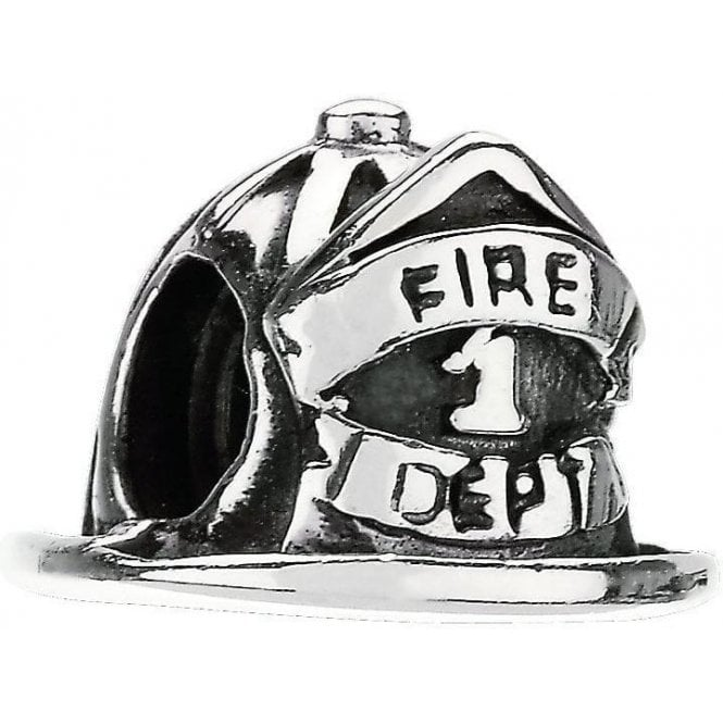 Chamilia Silver Charm - Firefighter