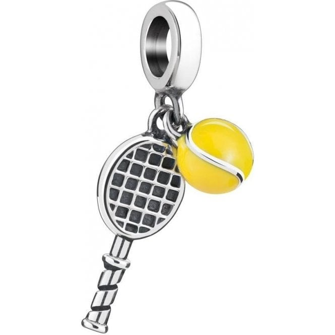 Chamilia Silver hanging charm - Game, Set, Match